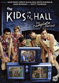 Kids in the Hall:Complete Series - (Region 1 Import DVD)