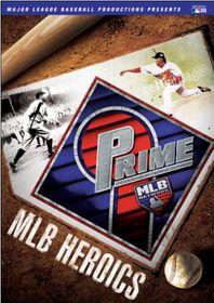 Prime 9:Mlb Heroics - (Region 1 Import DVD)