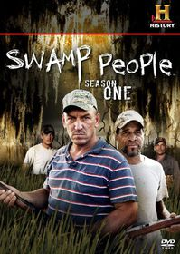 Swamp People:Season 1 - (Region 1 Import DVD)