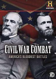 Civil War Combat - (Region 1 Import DVD)