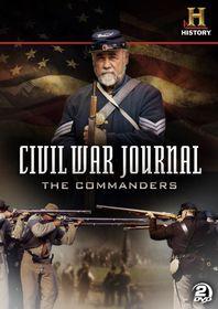 Civil War Journal:Commanders - (Region 1 Import DVD)