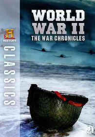 History Classics:Wwii the War Chronic - (Region 1 Import DVD)