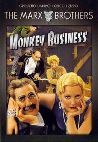 Monkey Business - (Region 1 Import DVD)