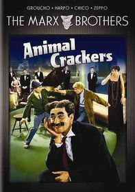 Animal Crackers - (Region 1 Import DVD)
