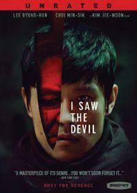 I Saw the Devil - (Region 1 Import DVD)