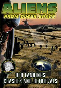 Aliens from Outer Space:UFO Landings, Crashes and Retrievals (Region 1 Import DVD)