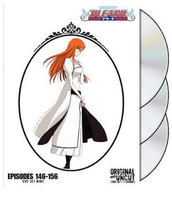 Bleach Box Set 9 (Uncut) - (Region 1 Import DVD)