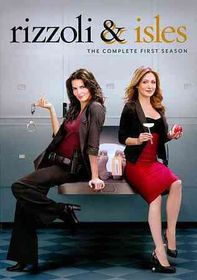 Rizzoli & Isles:Complete First Season - (Region 1 Import DVD)
