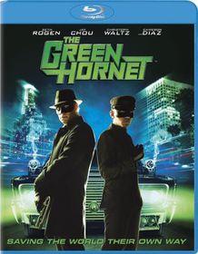 Green Hornet - (Region A Import Blu-ray Disc)
