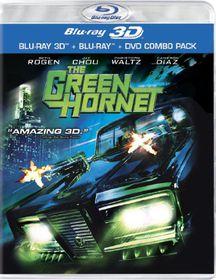 Green Hornet 3d (Bd/DVD Combo) - (Region A Import Blu-ray Disc)