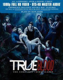 True Blood:Complete Third Season - (Region A Import Blu-ray Disc)