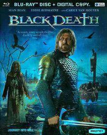 Black Death - (Region A Import Blu-ray Disc)