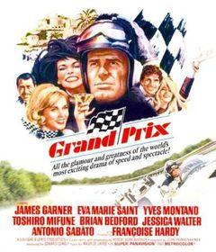 Grand Prix - (Region A Import Blu-ray Disc)