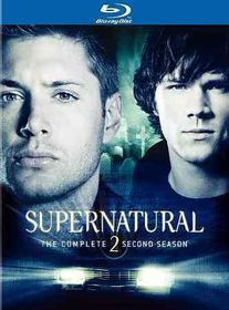 Supernatural:Complete Second Season - (Region A Import Blu-ray Disc)
