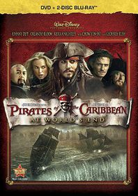 Pirates of the Caribbean:at World's End - (Region A Import Blu-ray Disc)