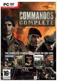 Commandos - Complete (5 Games) (PC)