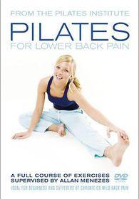 Pilates: For Lower Back Pain (DVD)