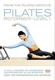 Pilates: Reformer - Level 1 (DVD)