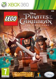 LEGO Pirates of the Caribbean: The Video Game (Xbox 360)