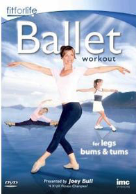 Ballet Buns and Tums (DVD)