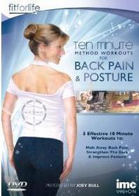 10 Minute Workout - Back and Posture (DVD)