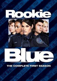 Rookie Blue:Complete First Season - (Region 1 Import DVD)