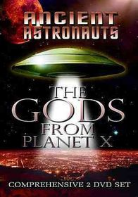Ancient Astronauts:Godsplanet X - (Region 1 Import DVD)