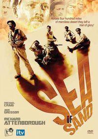 Sea of Sand - (Region 1 Import DVD)