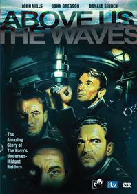 Above Us the Waves - (Region 1 Import DVD)