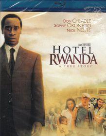 Hotel Rwanda - (Region A Import Blu-ray Disc)