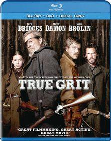True Grit - (Region A Import Blu-ray Disc)