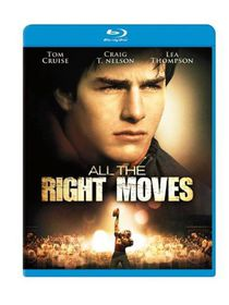All the Right Moves - (Region A Import Blu-ray Disc)