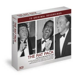 Rat Pack - Various Artists (CD)