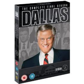 Dallas Season 14 (parallel import)