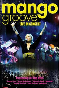 Mango Groove - Live In Concert (DVD)
