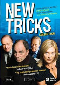 New Tricks Season 4 - (Region 1 Import DVD)