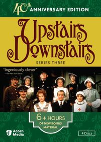 Upstairs Downstairs Series 3 - (Region 1 Import DVD)