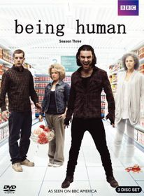 Being Human:Season Three - (Region 1 Import DVD)