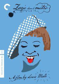 Zazie Dans Le Metro - (Region 1 Import DVD)