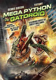 Mega Python Vs Gatoroid - (Region 1 Import DVD)