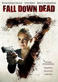 Fall Down Dead - (Region 1 Import DVD)