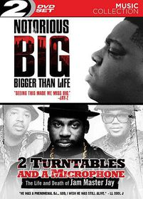 Notorious Big/2 Turntables and a Micr - (Region 1 Import DVD)
