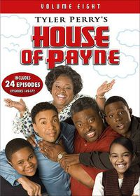 Tyler Perry's House of Payne Vol 8 - (Region 1 Import DVD)
