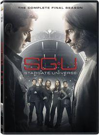 SGU Stargate Universe:Complete Final Season - (Region 1 Import DVD)