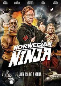 Norwegian Ninja - (Region 1 Import DVD)