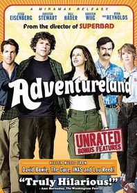 Adventureland - (Region 1 Import DVD)