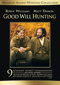 Good Will Hunting - (Region 1 Import DVD)