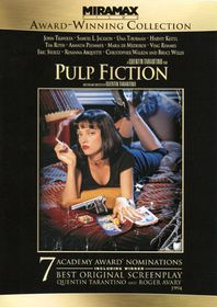 Pulp Fiction - (Region 1 Import DVD)