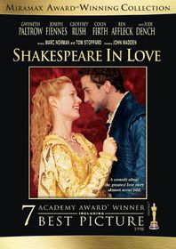 Shakespeare in Love - (Region 1 Import DVD)