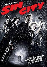 Sin City - (Region 1 Import DVD)